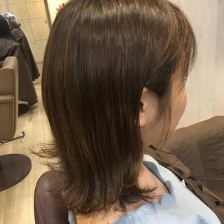 波ウェーブ ナチュラル 外ハネ ウェットヘア ヘアスタイルや髪型の写真・画像 ヘアスタイルや髪型の写真・画像