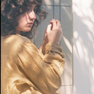 アッシュ 外国人風 外ハネ ワンカール ヘアスタイルや髪型の写真・画像