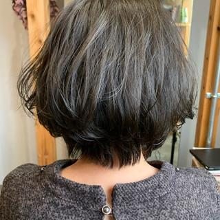 大人可愛い 髪質改善 可愛い ゆるふわパーマ ヘアスタイルや髪型の写真・画像