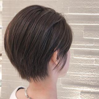 ストリート オシャレ スポーツ ミニボブ ヘアスタイルや髪型の写真・画像