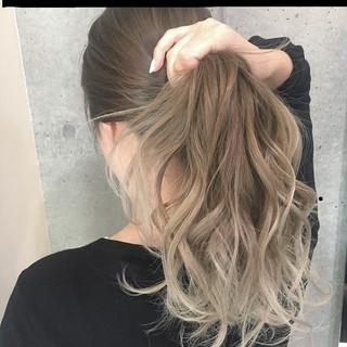 桂巻 久美乃さんのヘアスナップ