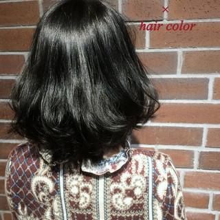 アッシュ ボブ ナチュラル 外国人風 ヘアスタイルや髪型の写真・画像 ヘアスタイルや髪型の写真・画像