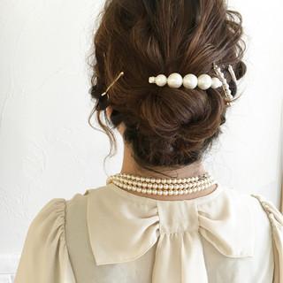 ショート フェミニン ミディアム 大人かわいい ヘアスタイルや髪型の写真・画像