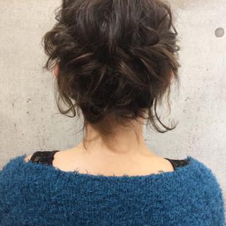 色気 暗髪 ショートボブ ボブ ヘアスタイルや髪型の写真・画像