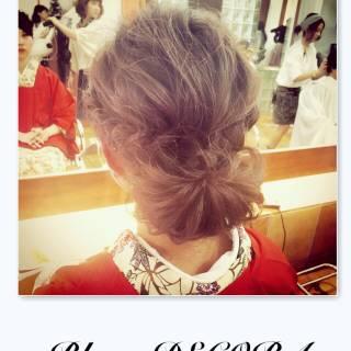 ヘアアレンジ ストリート まとめ髪 編み込み ヘアスタイルや髪型の写真・画像 ヘアスタイルや髪型の写真・画像