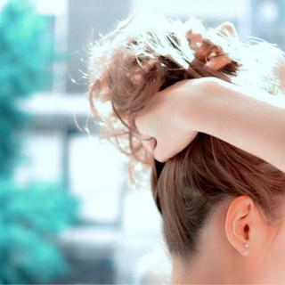 セミロング 前髪あり 大人かわいい ショート ヘアスタイルや髪型の写真・画像
