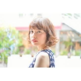 外国人風カラー ナチュラル 外国人風 ベージュ ヘアスタイルや髪型の写真・画像