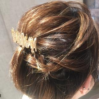 安永 唯さんのヘアスナップ