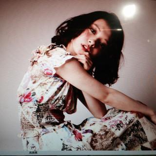 外国人風カラー パーマ ボブ フェミニン ヘアスタイルや髪型の写真・画像 ヘアスタイルや髪型の写真・画像
