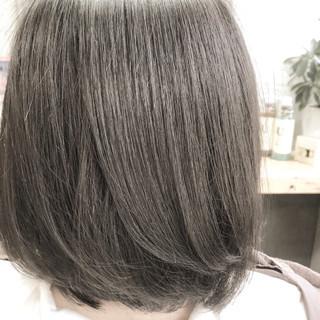 短くても出来る縮毛矯正 自然な仕上がり佐藤宏樹さんのヘアスナップ