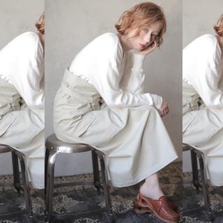 パーマ ナチュラル 無造作パーマ ボブ ヘアスタイルや髪型の写真・画像