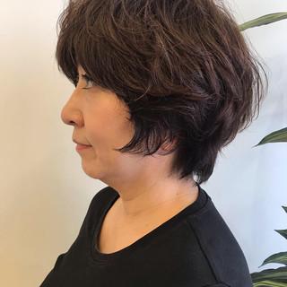 コンサバ オフィス 簡単ヘアアレンジ マッシュウルフ ヘアスタイルや髪型の写真・画像 ヘアスタイルや髪型の写真・画像