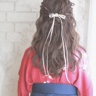【卒業式】は私が主役♡最高の髪型で羽ばたく自分にエールをおくれ!
