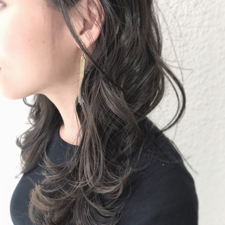 冬 秋 デート ナチュラル ヘアスタイルや髪型の写真・画像