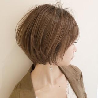 ショート アンニュイほつれヘア デート 簡単ヘアアレンジ ヘアスタイルや髪型の写真・画像