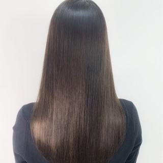 ナチュラル 髪質改善 髪質改善トリートメント 髪質改善カラー ヘアスタイルや髪型の写真・画像