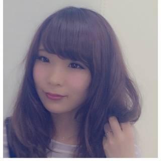 愛され フェミニン モテ髪 春 ヘアスタイルや髪型の写真・画像
