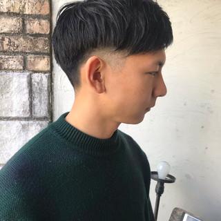 刈り上げショート ショート モード メンズカット ヘアスタイルや髪型の写真・画像