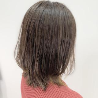 似合わせカット モテ髪 くびれカール ナチュラル ヘアスタイルや髪型の写真・画像