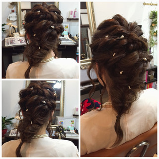 モテ髪 大人かわいい ヘアアレンジ ゆるふわ ヘアスタイルや髪型の写真・画像 ヘアスタイルや髪型の写真・画像