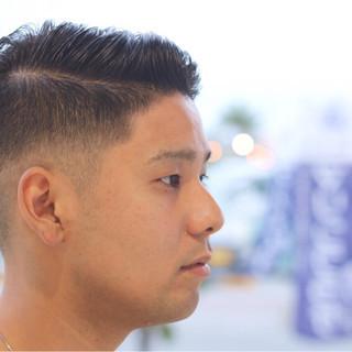 ショート メンズ ボーイッシュ 坊主 ヘアスタイルや髪型の写真・画像