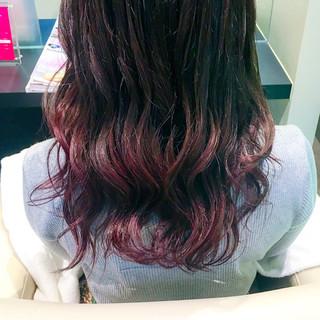 外国人風カラー イルミナカラー 秋 モード ヘアスタイルや髪型の写真・画像