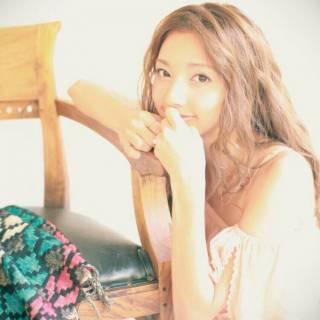 外国人風 モテ髪 フェミニン ロング ヘアスタイルや髪型の写真・画像
