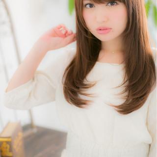 モテ髪 ピュア 大人かわいい 愛され ヘアスタイルや髪型の写真・画像