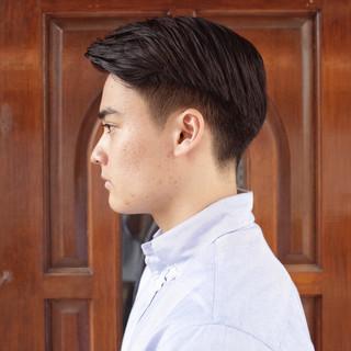 ショート メンズヘア コンサバ メンズショート ヘアスタイルや髪型の写真・画像