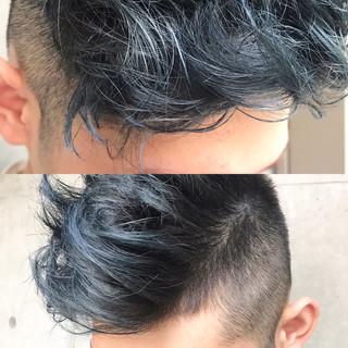 前髪あり 黒髪 パーマ モード ヘアスタイルや髪型の写真・画像 ヘアスタイルや髪型の写真・画像