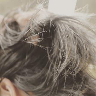 外国人風カラー 夏 涼しげ 秋 ヘアスタイルや髪型の写真・画像