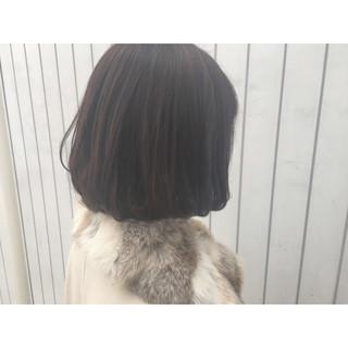 ゆるふわ グラデーションカラー 大人かわいい 簡単ヘアアレンジ ヘアスタイルや髪型の写真・画像