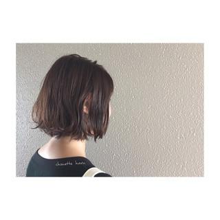 ウェットヘア ラベンダーアッシュ ナチュラル ラフ ヘアスタイルや髪型の写真・画像 ヘアスタイルや髪型の写真・画像