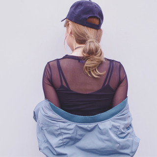 キャップ ストリート ヘアアレンジ ロング ヘアスタイルや髪型の写真・画像