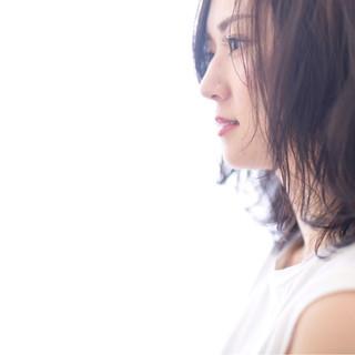 透明感 こなれ感 レイヤーカット 女子力 ヘアスタイルや髪型の写真・画像