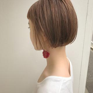 秋 透明感 デート オフィス ヘアスタイルや髪型の写真・画像