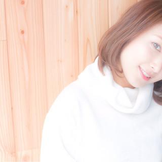 コンサバ 色気 秋 冬 ヘアスタイルや髪型の写真・画像