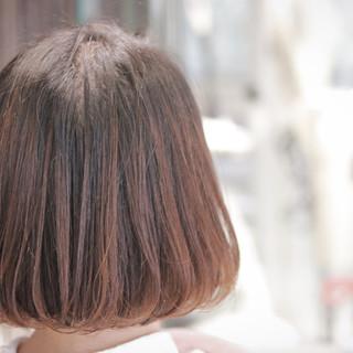 外国人風 ナチュラル ニュアンス タンバルモリ ヘアスタイルや髪型の写真・画像