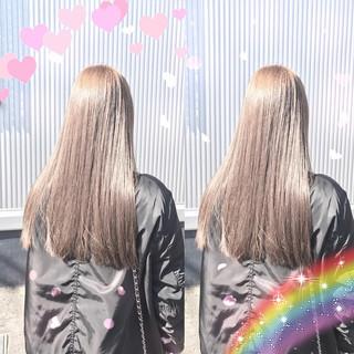 冬 外国人風 アッシュベージュ アッシュ ヘアスタイルや髪型の写真・画像