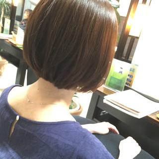 簡単ヘアアレンジ ショート ナチュラル 似合わせ ヘアスタイルや髪型の写真・画像