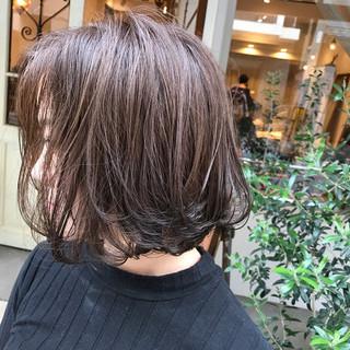 ボブ 抜け感 デート ウェットヘア ヘアスタイルや髪型の写真・画像 ヘアスタイルや髪型の写真・画像