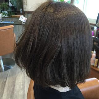 ブリーチなし 暗髪 ストリート ブルージュ ヘアスタイルや髪型の写真・画像