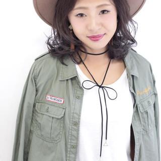 大人女子 ダブルカラー アッシュ ストリート ヘアスタイルや髪型の写真・画像
