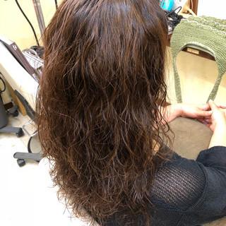 簡単 外国人風 透明感 ウェーブ ヘアスタイルや髪型の写真・画像