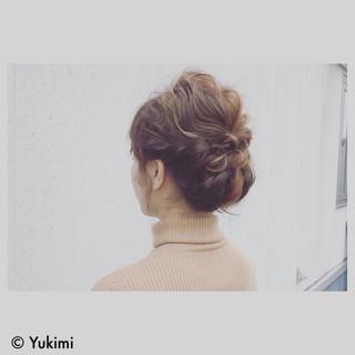 ミディアム 大人かわいい ゆるふわ 外国人風 ヘアスタイルや髪型の写真・画像
