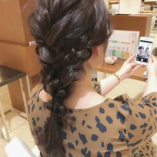 ショート ロング デート 女子会 ヘアスタイルや髪型の写真・画像