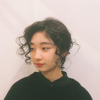 ナカムラ ミノリさんのヘアスナップ