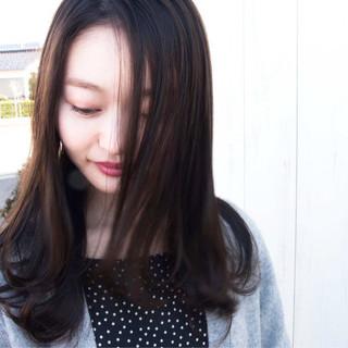 ヘアアレンジ アンニュイほつれヘア デート ロング ヘアスタイルや髪型の写真・画像 ヘアスタイルや髪型の写真・画像