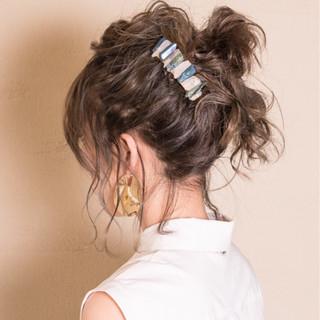 秋 エレガント 透明感 上品 ヘアスタイルや髪型の写真・画像 ヘアスタイルや髪型の写真・画像