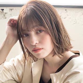デジタルパーマ アンニュイほつれヘア ナチュラル 大人かわいい ヘアスタイルや髪型の写真・画像